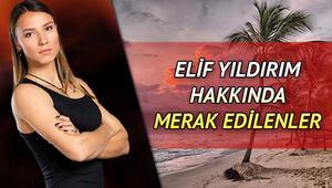 Survivor yarışmacısı Elif Yıldırım Gören kimdir