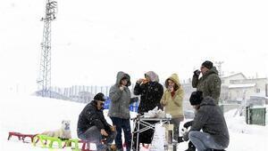 Erzurum ve Düzcede okullar tatil mi
