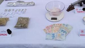 Gölcükteki uyuşturucu operasyonunda 2 tutuklama