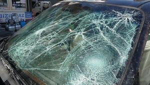 Drift yapan sürücüyü uyardı, dehşeti yaşadı