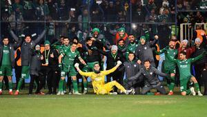 Bursaspor'un golleri 14 oyuncudan geldi