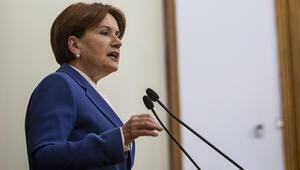 İYİ Parti Genel Başkanı Meral Akşener: Artık gerekeni yapın