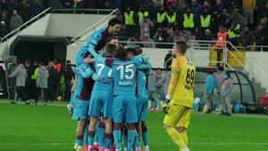 Trabzonsporun 298 hafta sonra liderlik şansı