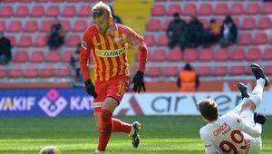 Antalyaspor maçındaki oyun Kayserisporu ümitlendirdi