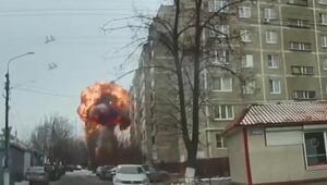 Rusya'da trafoda büyük patlama: 24 bin ev etkilendi