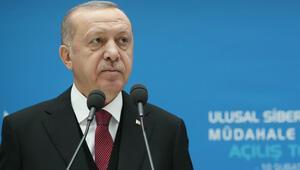 Cumhurbaşkanı Recep Tayyip Erdoğandan şehit ailelerine başsağlığı mesajı