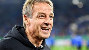 Hertha Berlinde Jürgen Klinsmann dönemi sona erdi