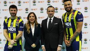 Fenerbahçe HDI Sigorta ile QNET arasında sponsorluk anlaşması yapıldı