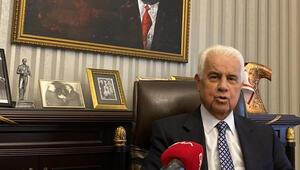 KKTC eski Cumhurbaşkanı Eroğlundan Akıncı'ya sert tepki