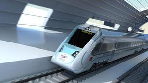 Milli elektrikli trenin gövde üretimleri yapılmaya başlanıldı