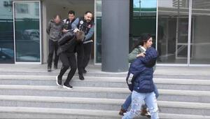 Bursada uyuşturucu satıcılarına operasyon: 10 gözaltı