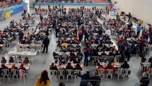 Öğrenciler satranç turnuvasında yarıştı