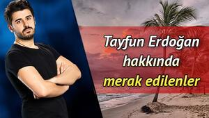 Survivor yarışmacısı Tayfun Erdoğan kimdir