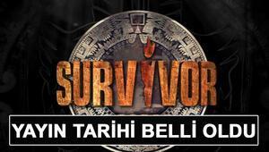 Survivor ne zaman başlayacak İşte Survivor yeni sezon tarihi ve yarışmacıları