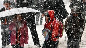 Ankarada okullar bugün tatil oldu mu Ankara Valiliği kar tatili açıklaması yaptı mı 2020