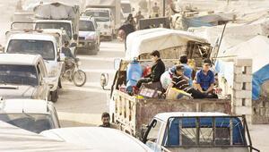 Halep-Şam yolu rejimde