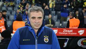 Fenerbahçe Teknik Direktörü Ersun Yanal: Sorun var, devam ediyor...