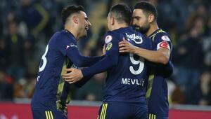 Fenerbahçe 1-0 Kırklarelispor | Maçın golü ve özeti