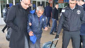 Adana'da evsizler otele yerleştirildi