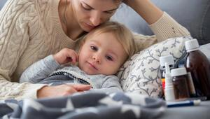 Grip en çok çocukları etkiliyor