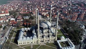 Asırlardır ayakta olan Selimiye Camisi, 500 yıl içinde olabilecek depremlere de dayanıklı