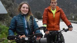 Rus arkeologlar, Türkiyede bisikletle tarih turuna çıktı