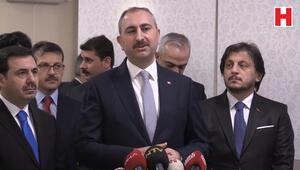 Adalet Bakanı Gülden Kadir Şeker açıklaması