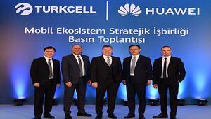Turkcell ve Huawei, 1 Milyon adet Huawei Mobil Servis destekli telefon satmayı hedefliyor