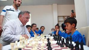 Seyhan'dan satranç turnuvası