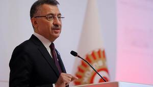 Cumhurbaşkanı Yardımcısı Oktay, Dilekçe Hakkı Çalıştayında konuştu