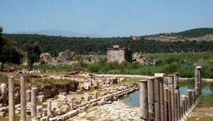 Antalyada Patara Yılı sevinci