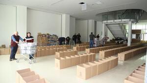 Çankırıdan deprem bölgesine 10 ton yardım