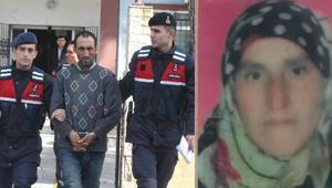 Gülistanı öldüren eşi, mahkeme kararıyla hastanede yatmış
