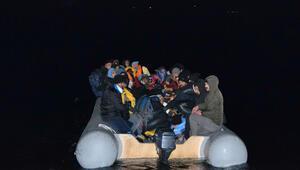 Aydında 64 düzensiz göçmen yakalandı