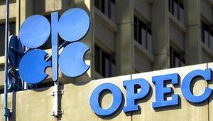 OPECin ham petrol üretimi ocakta azaldı