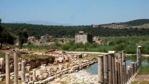 Antalyada Patara Yılı sevinci yaşanıyor