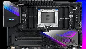 ASUS, yeni TRX40 anakart serisini duyurdu
