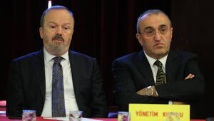 Galatasaray Divan Kurulu Toplantısında çok sert sözler Arda Turan, Falcao...