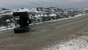 Hatayda traktör devrildi: 1 kişi hayatını kaybetti