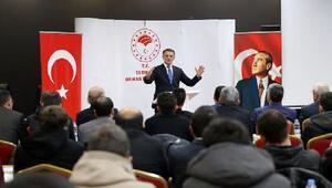Vali Balcı: Türkiyeye örnek olacak müthiş projelerimiz var