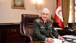 Genelkurmay Başkanı Yaşar Gülerden kritik görüşme