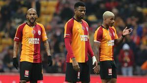 Galatasaray 3-1 Alanyaspor (Maç Özeti)