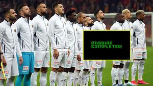 Alanyaspordan Galatasaray paylaşımı