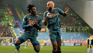 Vitesse 0 - 3 Ajax (Maç Özeti)