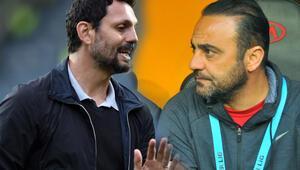 Son Dakika | Galatasaray - Alanyaspor maçında Hasan Şaş ile Erol Bulut arasında gerginlik Koridorda...