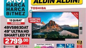 A101 aktüel ürünler kataloğunda neler var 13 Şubat A101 indririm ürünleri