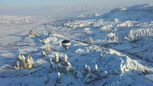 Kapadokyada balon turları 11 gündür yapılamıyor