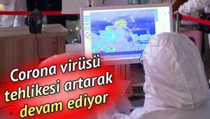 SON DAKİKA: Corona virüsü vahim rakama ulaştı Coronavirusde Türkiye ve Dünyada son durum