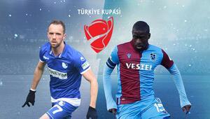Rotasyonlu Trabzonspor, 5-0ın rövanşına çıkıyor iddaada oynanması gereken...