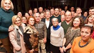 Başkan İduğdan Sevgililer Günü konserine hazırlanan TSM Korosuna sürpriz ziyaret